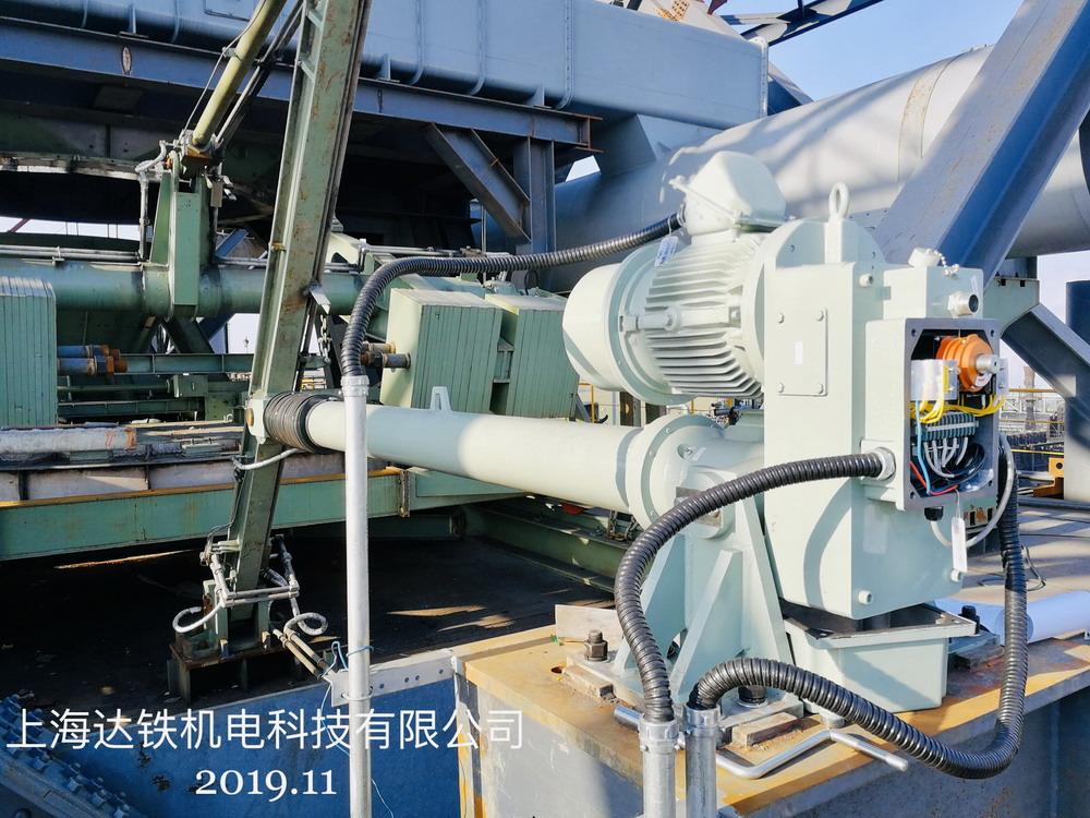 干熄焦电动缸(DGR6T-16.5JL)